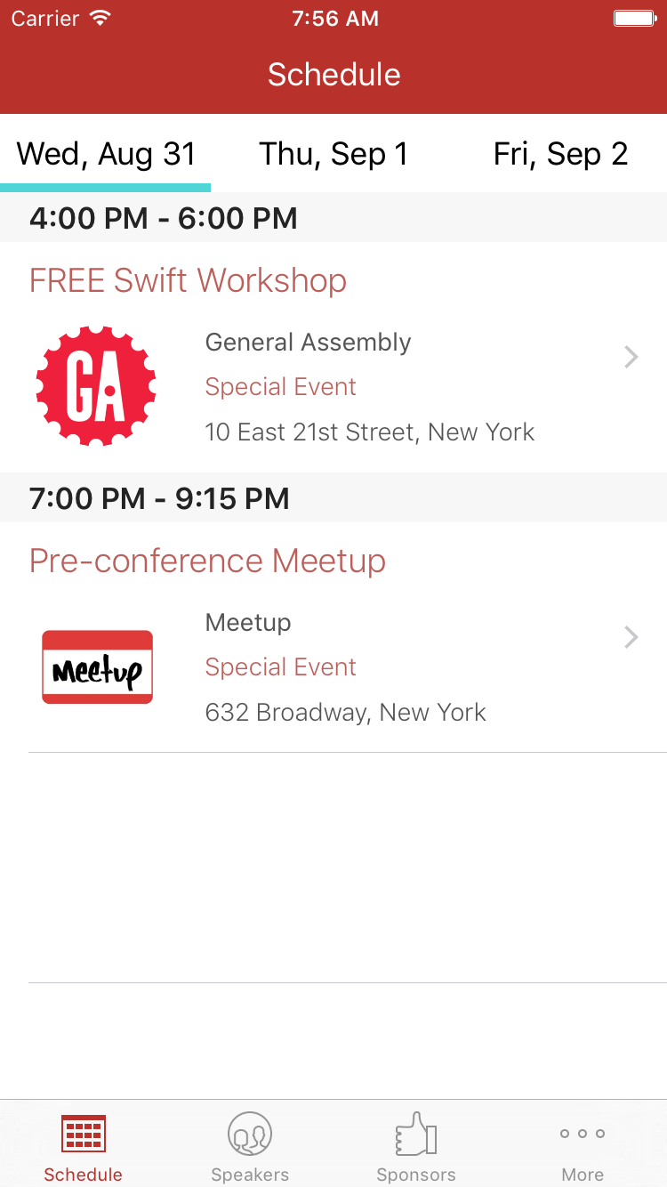 try! Swift NYC image 1