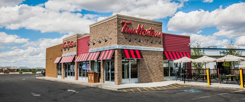 Tim Hortons Store