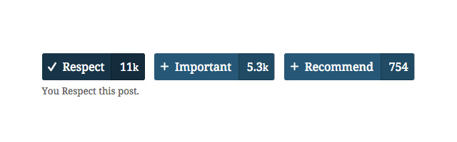 What Engaging buttons look like on a website