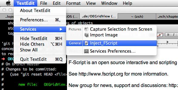 GitHub - adamnemecek/FScriptAnywhere: F-Script Anywhere for