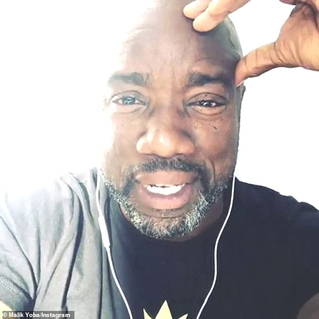 Cool Runnings alum Malik Yoba reveals he's attracted to