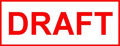 Draft standard