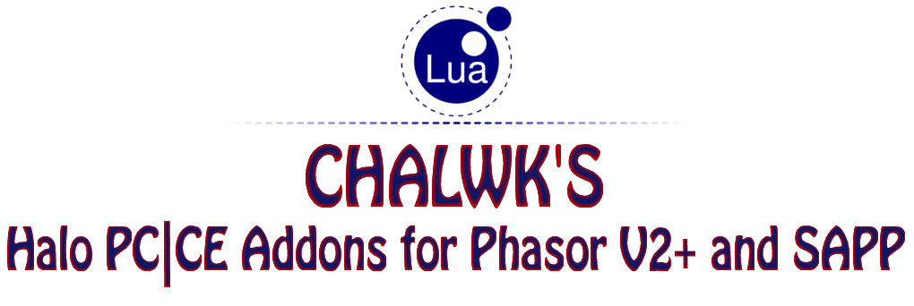 GitHub - Chalwk77/HALO-SCRIPT-PROJECTS: Halo PC|CE - Add-ons for