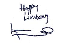 Linus Signature
