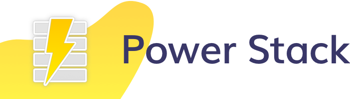 Power Stack Logo