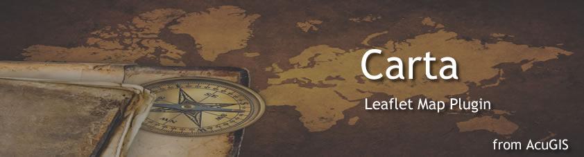 Carta Leaflet Plugin for Omeka