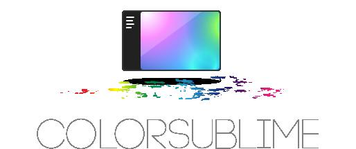 Colorsublime Logo