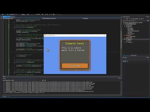 GeonBit.UI Install