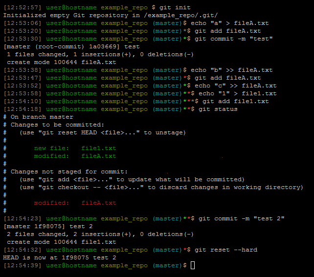 Github Vergenztgit Colored Ps1 A Git Ps1 Prompt That Gives