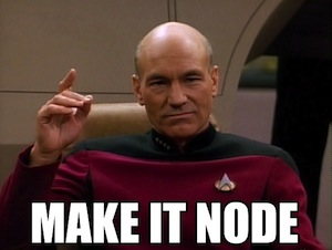 Awesome Picard Meme