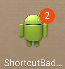 GitHub - leolin310148/ShortcutBadger: An Android library