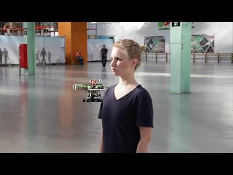 Clover Drone Kit autonomy compilation