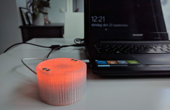 Code Review Lamp