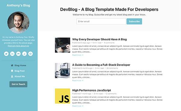 DevBlog color 2