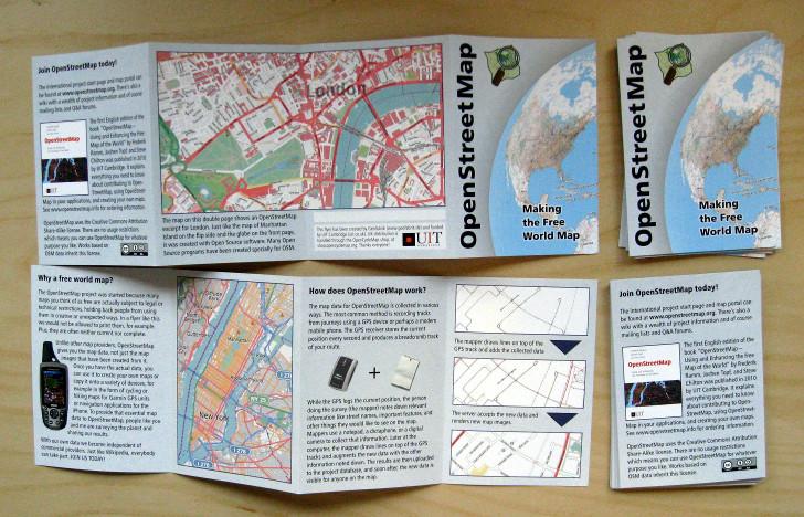 OSM flyers