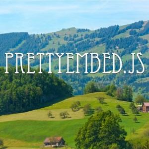 PrettyEmbed.js