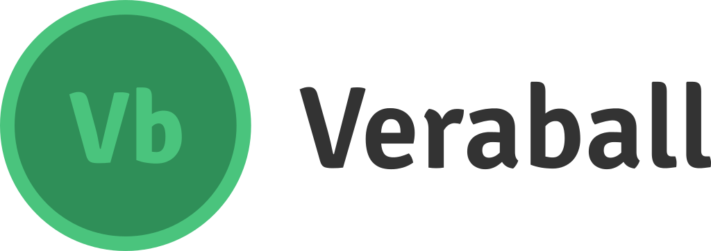 Veraball logo