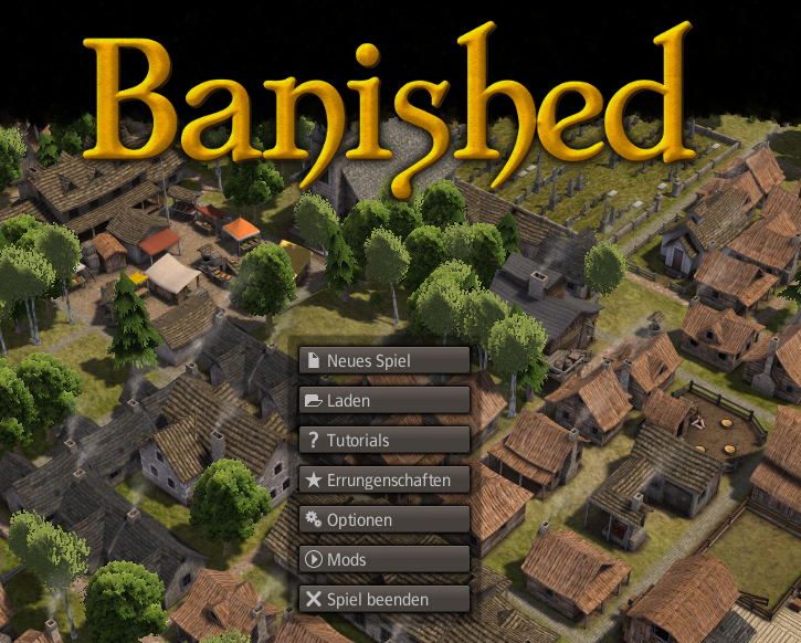 Banished German Translation logo