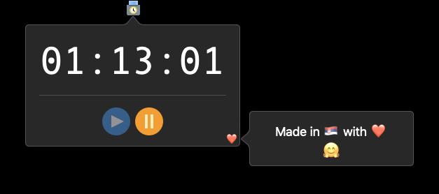 GitHub - dragstor/freelancers-dashboard: Simple time tracker