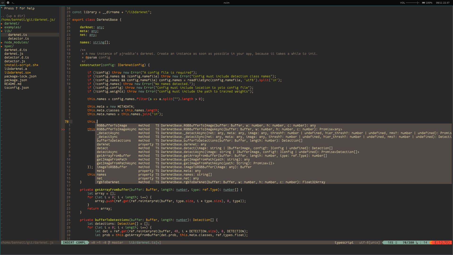 Coding some codes