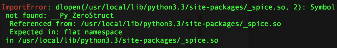 Python 3 support? · Issue #13 · rca/PySPICE · GitHub