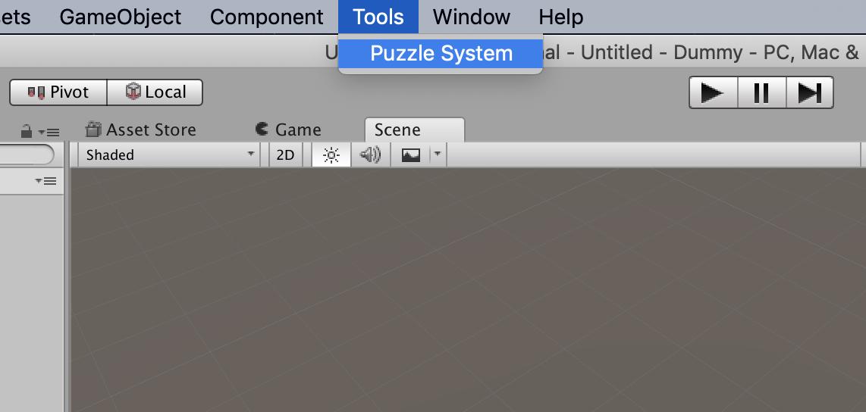 Open Editor Tool