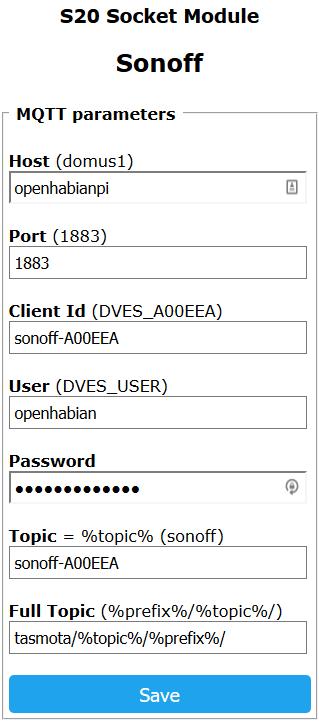 openHAB · arendst/Sonoff-Tasmota Wiki · GitHub