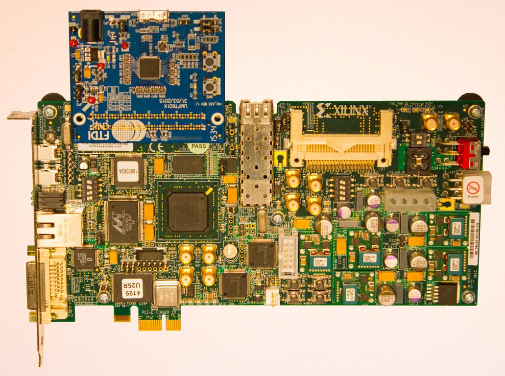 GitHub - ufrisk/pcileech-fpga: FPGA modules used together with the