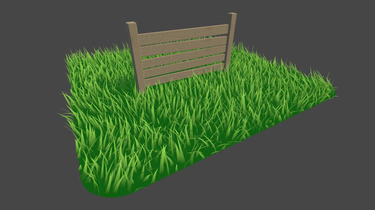 GitHub - IronWarrior/UnityGrassGeometryShader: Source code for Grass