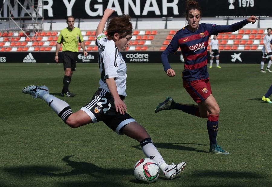 Maya Yamamoto @ Valencia CF Femenino