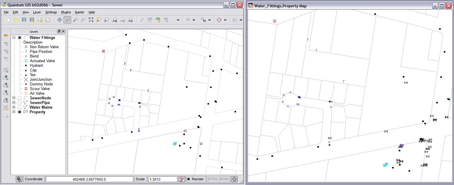 Using Mapinfo To Qgis Style Generator Nathanw2mapinfo To Qgis