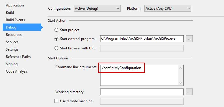 ProGuide Configurations · Esri/arcgis-pro-sdk Wiki · GitHub