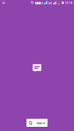 GitHub - g0g0l/FChat: Simple, real-time, one-to-one chat app for Android