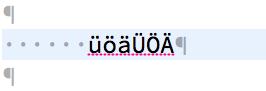 Umlauts on OSX inside Eclipse using OTF fonts