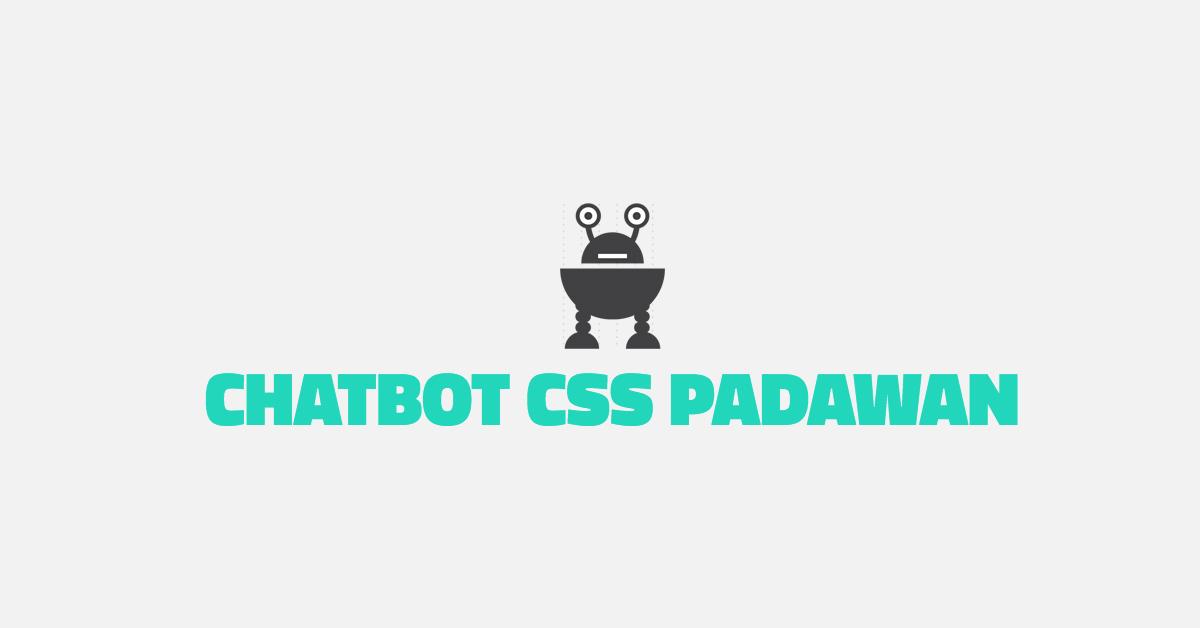Chatbot CSS Padawan