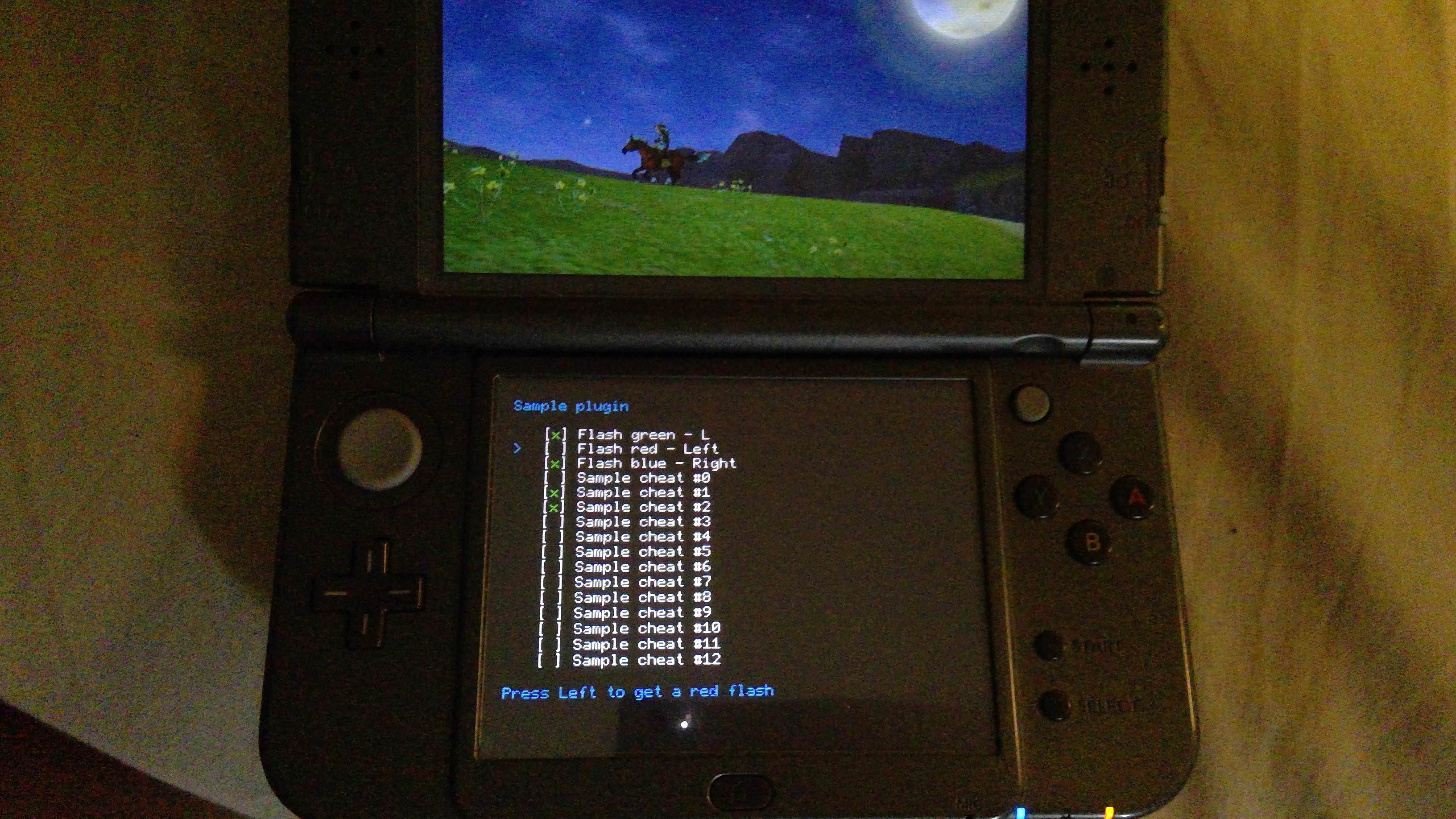 3ds Cheats Plugin