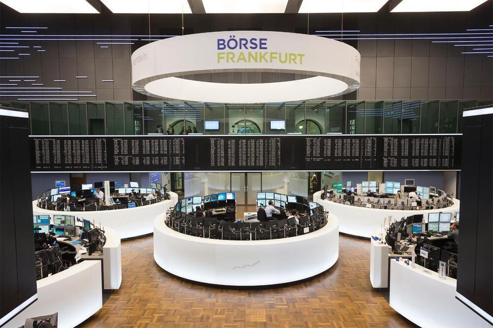 Deutsche Börse Group: Trading floor