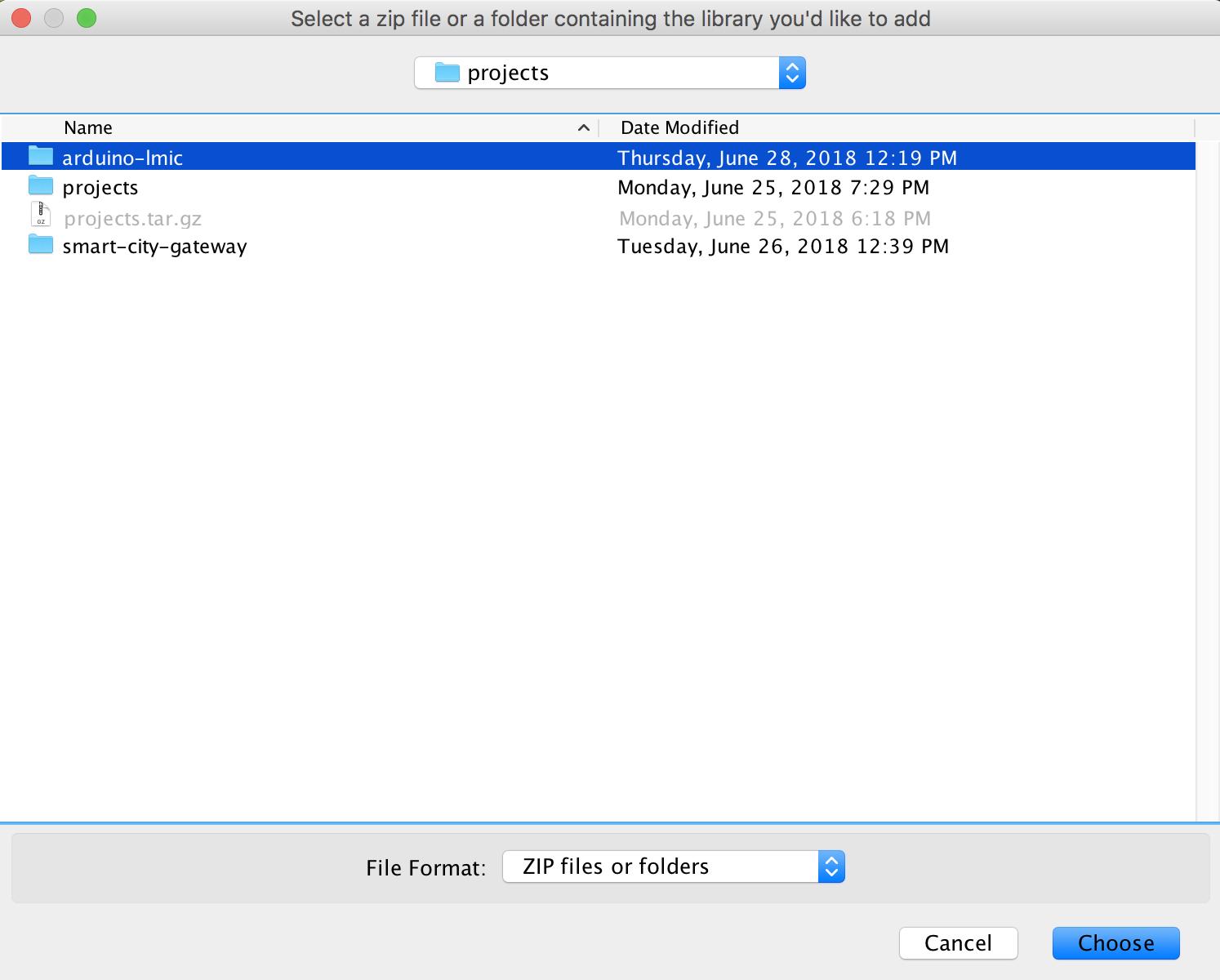 GitHub - IBM/smart-city-gateway: LoRaWAN is a wireless