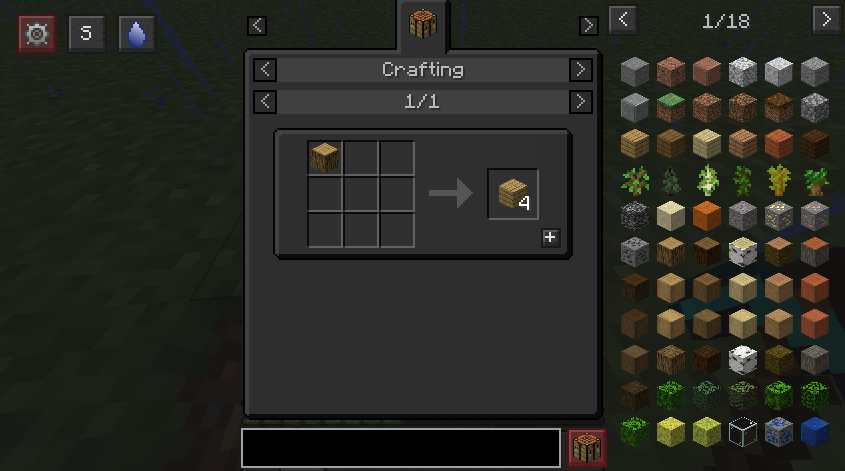 Roughly Enough Items (REI) - Mods - Minecraft - CurseForge
