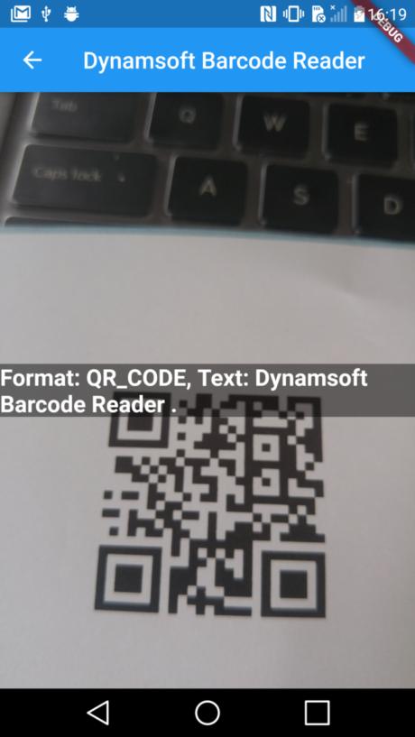 flutter barcode plugin