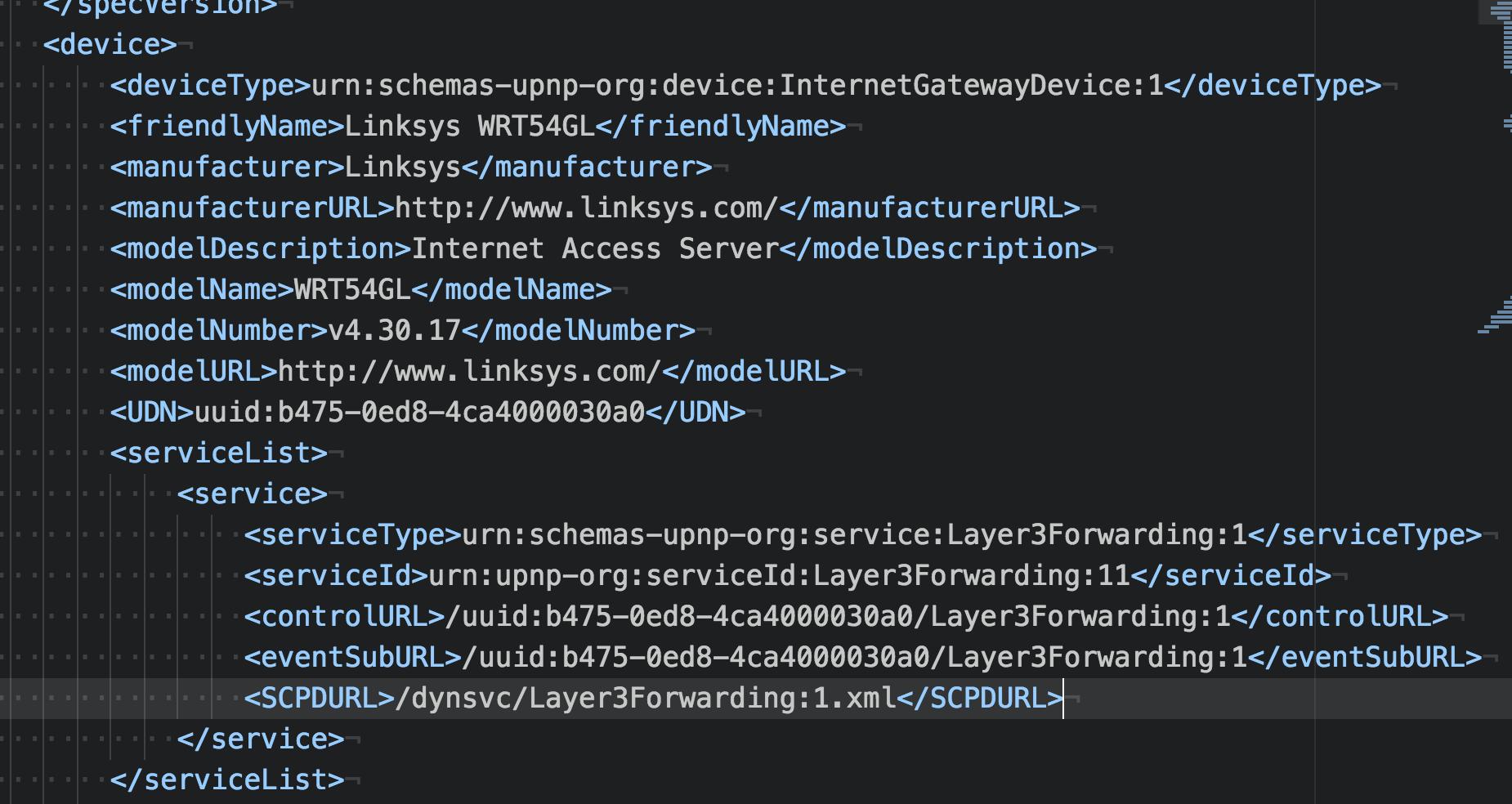 GitHub - dhishan/UPnP-Hack