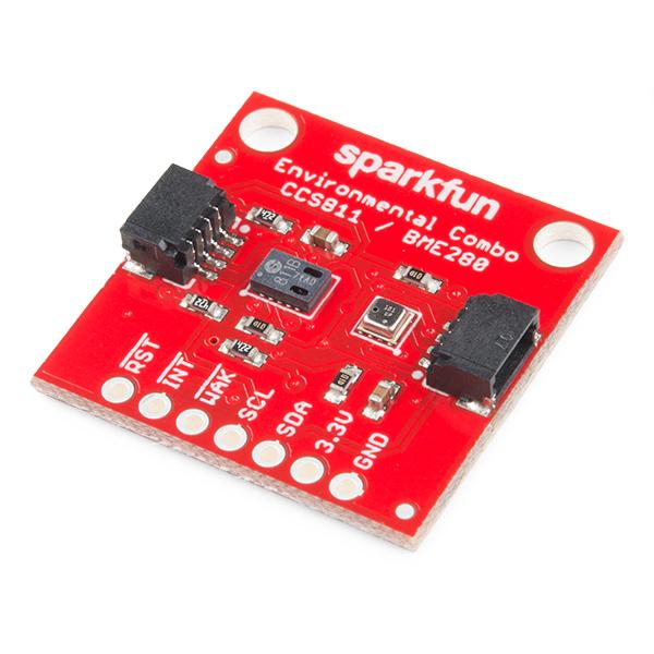 GitHub - sparkfun/SparkFun_BME280_Arduino_Library: An Arduino