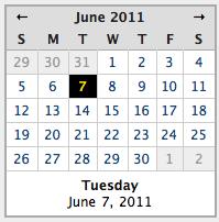 sample of input_calendar_