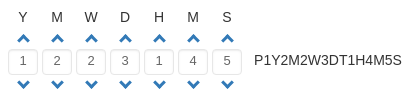 ngx-duration-picker screenshot