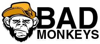 Bad Monkeys logo