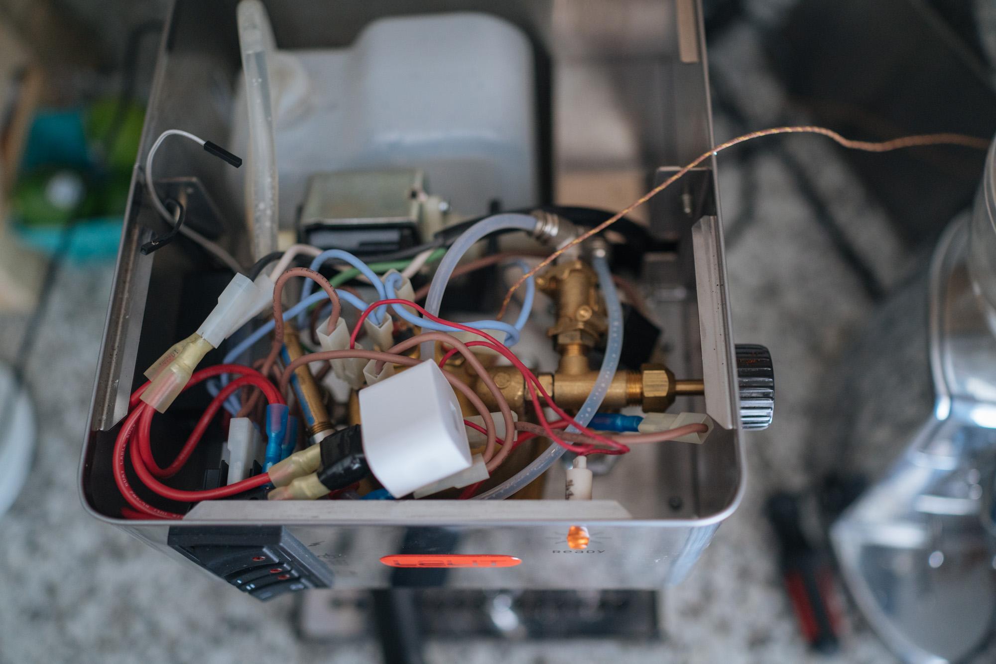 Espresso Arm Readmemd At Master Hallee Github Wiringpi For Python 6