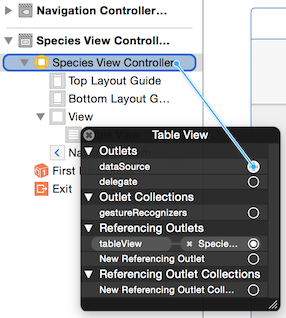 Birds, Cats and Dogs - UITableView, NSUserDefaults Tutorial
