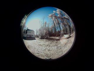 360 Spherical Image