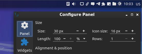 lxqt-panel