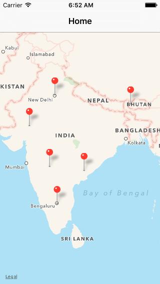 GitHub sivaganeshsgVirtualTouristiOSApp Tour the world